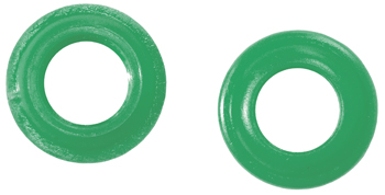 Paco Plastics PE7000-8 Green Circuit Breaker Button Cap