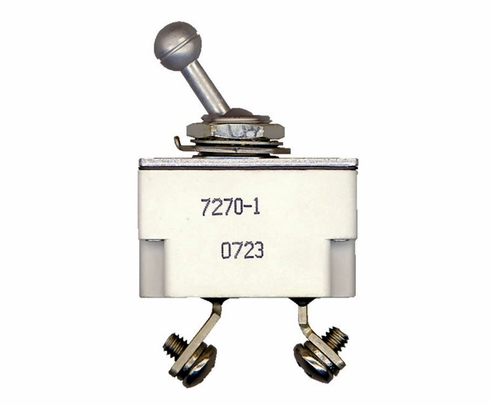 Klixon 7270-1-3 Circuit Breaker Toggle Switch - 3 AMP