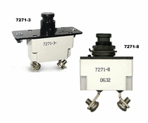 Klixon 7271-8 Series Aircraft Circuit Breakers