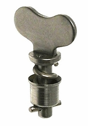 Camloc� 4002-8SW Stainless Steel Wing Head Stud Assembly, Turnlock Fastener
