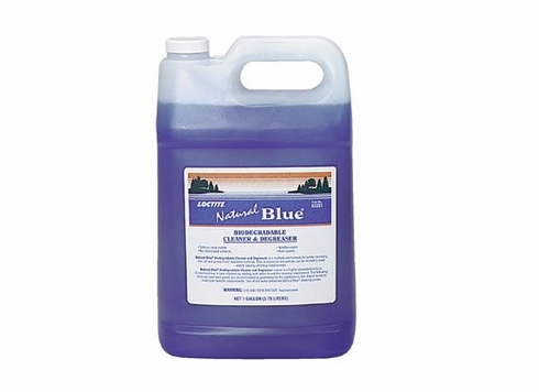 Henkel 82251 Loctite SF 7840 Blue Cherry Scented Cleaner & Degreaser - Gallon Jug