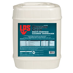 LPS� 02705 Precision Clean Green Concentrate Multi-Purpose Cleaner Degreaser - 5 Gallon Plastic Pail
