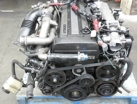1JZ-GTE Engine - Certified by SupraStore com