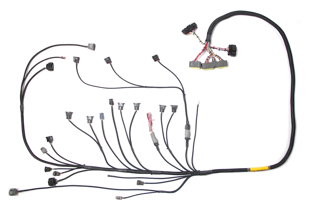 toyota 1jzgte 2jzgte 2jzge complete universal engine wiring Toyota Engine Wiring Harness Replacement toyota oem engine wire harness – 03