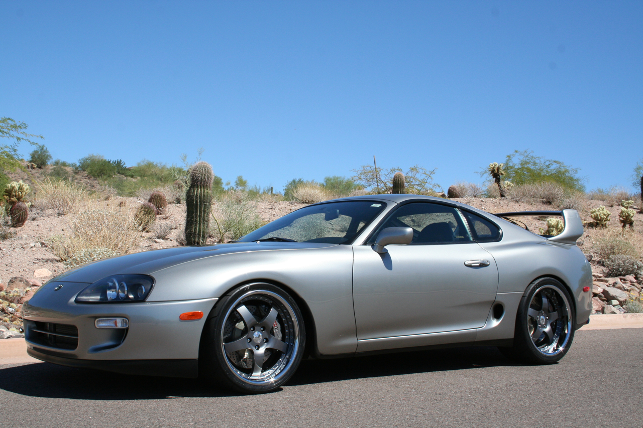 Sold sold sold 1998 quicksilver toyota supra 6 speed 800hp 14 900 miles
