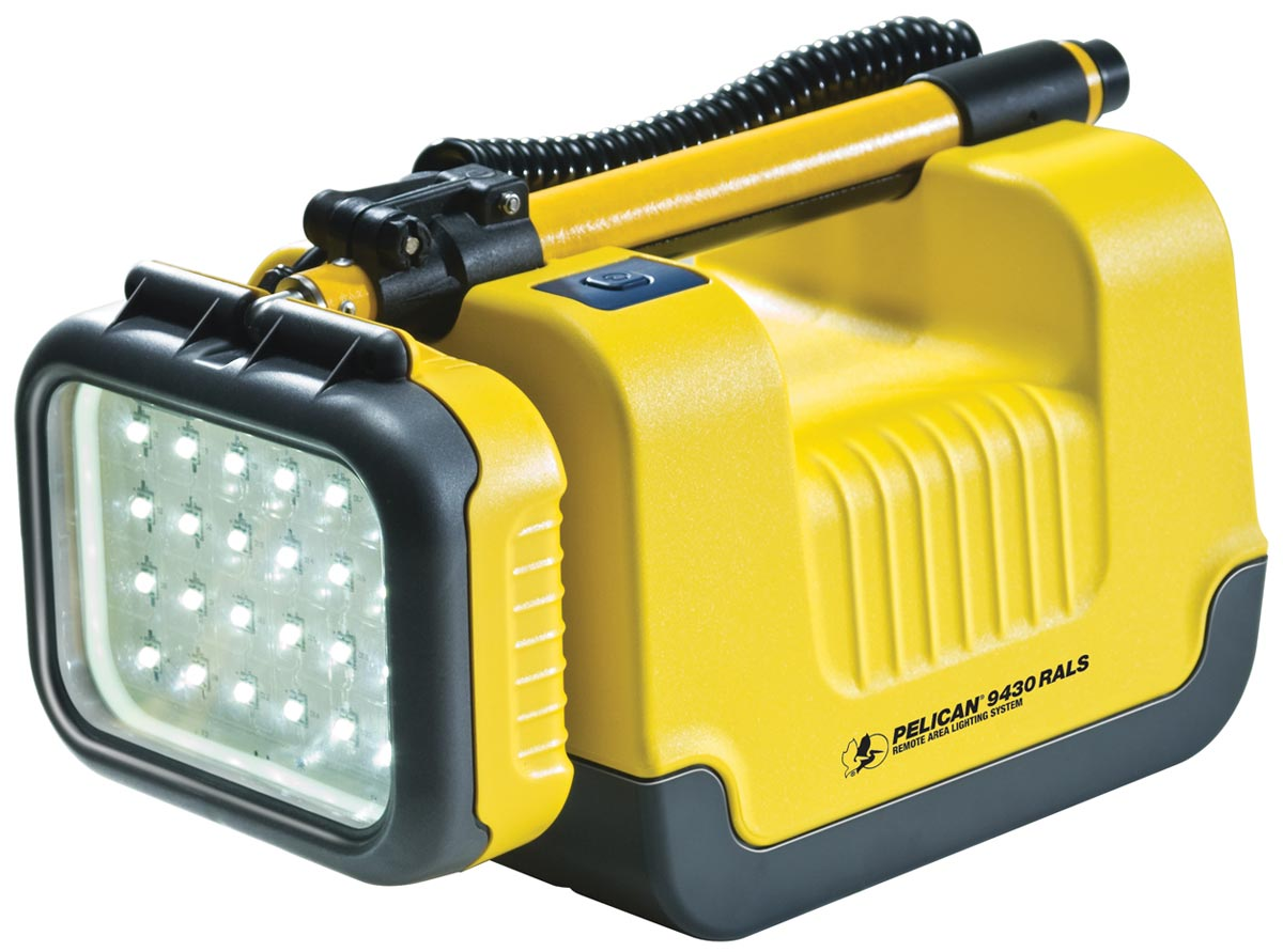 Pelican 9430 Remote Area Lighting System Handheld From