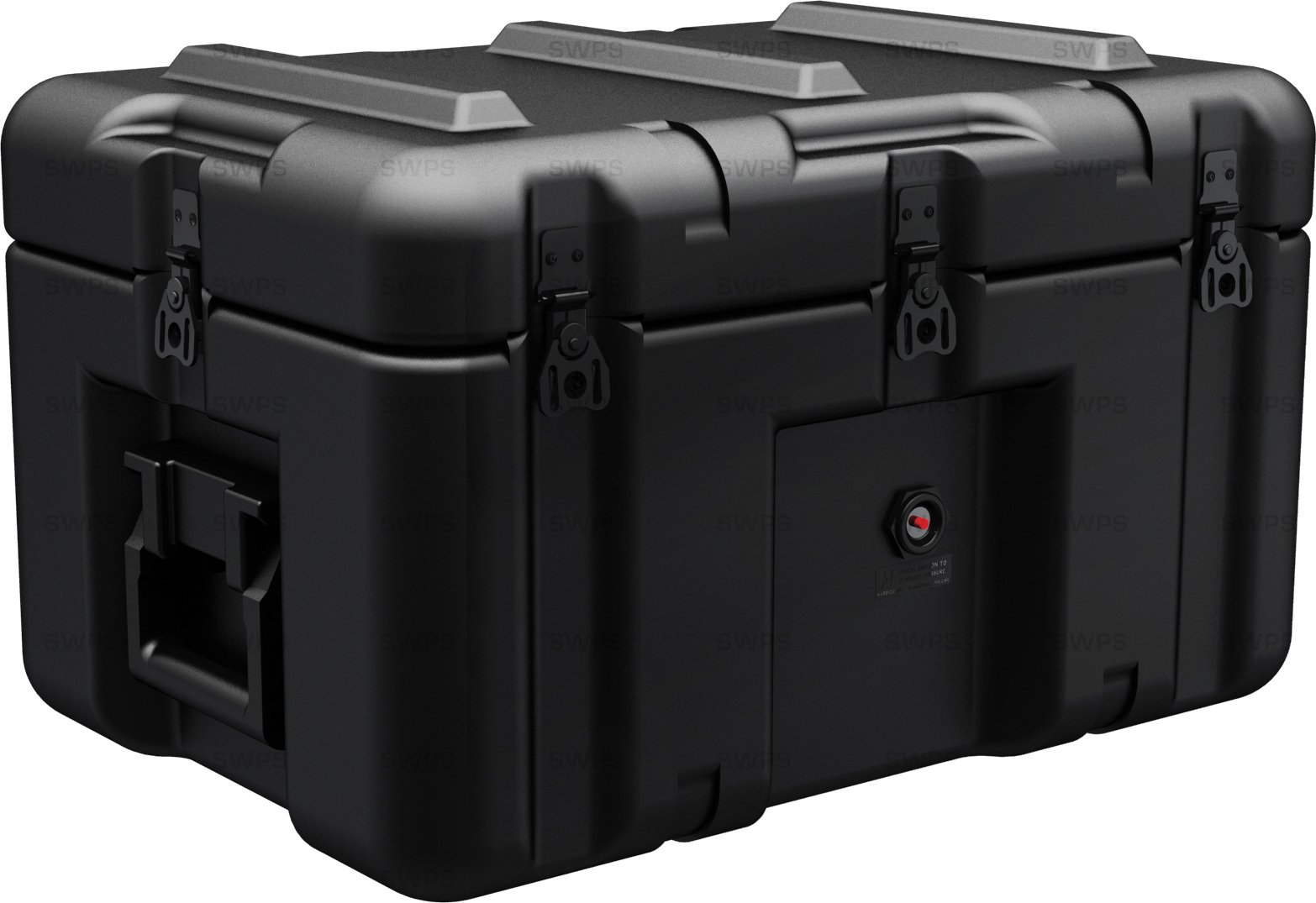 Pelican Hardigg Al2013 Large Shipping Case From Swps Com