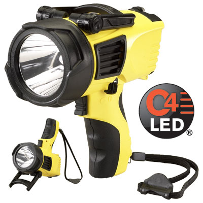 Streamlight Waypoint Yellow Dc Power Cord 44900 From