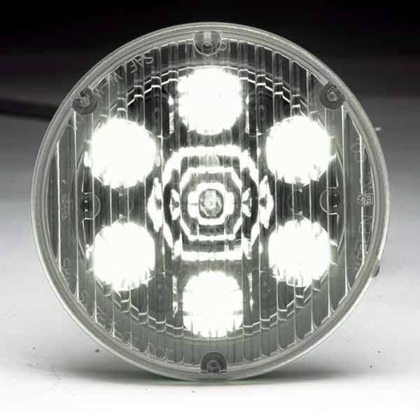 whelen round tir6 clear flat lens clear led 2fc00zcr from swps com rh swps com LED Wiring Circuit Diagram LED Connection