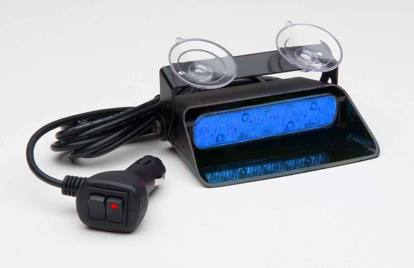 spitfire emergency light. whelen spitfire ion super-led dash light - blue sfionb spitfire emergency