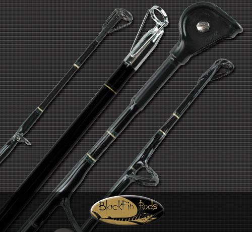 blackfin saltwater bottom fishing rods tackledirect