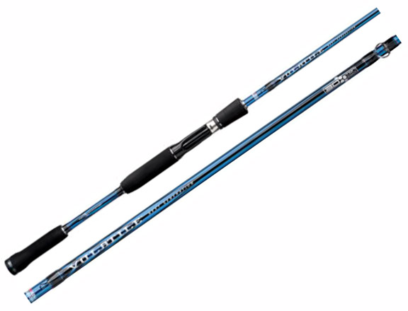Abu garcia volatile inshore casting rods tackledirect for Garcia fishing rod