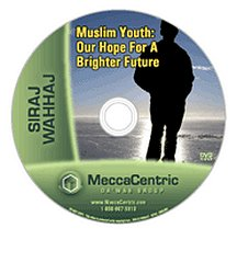 Muslim Youth: Our Hope for a Brighter Future (DVD) Siraj Wahhaj