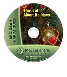 The Truth About Holidays (DVD) Abdullah Hakim Quick
