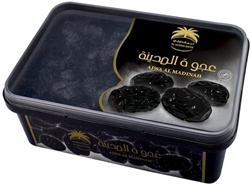 Ajwa Dates from Madinah [imported]