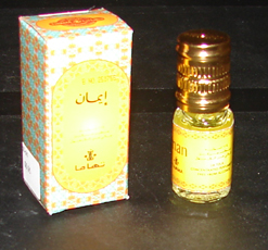 Imam  -  1/4 Tola Roll-on Perfume Oil Free From Alcohol