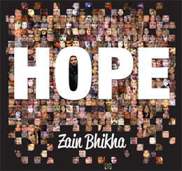 Hope (audio nasheed CD) Zain Bhikha