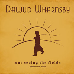 Out Seeing the Fields (audio CD) : Musical Instruments : Dawud Wharsby Ali