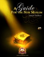 A Guide for the New Muslim (12 audio CD Set) Dr. Jamaal Zarabozo