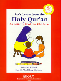 Let's Learn from the Holy Qur'an Activity Book