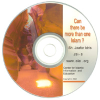 Can There Be More than One Islam? (audio CD) Jafar Sheikh Idris