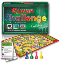 Quran Challenge Board Game (Box)