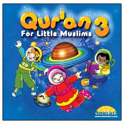 Qur'an for Little Muslims 3 (audio CD)