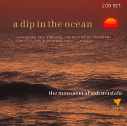 A Dip in the Ocean (CD) Featuring the Andalus Orchestra of Tetouan