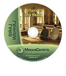 The Affairs of the Heart (DVD) Siraj Wahhaj
