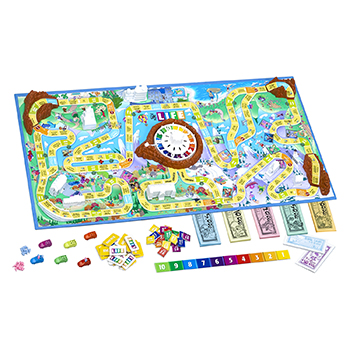 The Game Of Life By Hasbro Hg04000 Top Toys