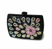 Collective Designs - Rena Swarovski Crystal Evening Clutch