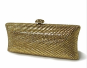 Collective Designs - Samantha Gold Swarovski Crystal Evening Clutch