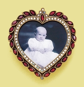 Edgar Berebi Serenade Heart Frame - Special Offer Available