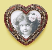Edgar Berebi Whimsey Heart Frame - Special Offer Available