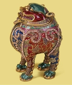 Edgar Berebi Foo Dog - Special Offer Available