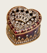 Edgar Berebi Royale Heart Box - Special Offer Available