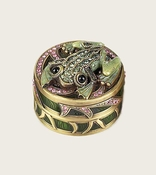 Edgar Berebi Frog Pill Box - Special Offer Available