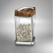 Nambe Twist Canister�