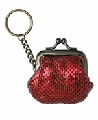 SOLD OUT Whiting & Davis Frame Key Ring