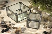 J Devlin Art Glass Box Clear Glass Blocks