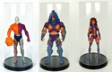 Acrylic Round Case / Large Loose Action Figures