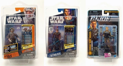 Star Case 5 / Star Wars Carded Figure Soft Case