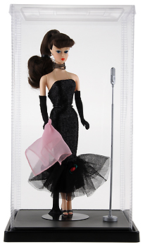 "ExpoCase™ Doll Display Case 7""x7""x12"""