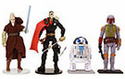 Action Figure Stands