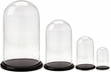 Glass Domes, Glass Display Domes for Collectibles