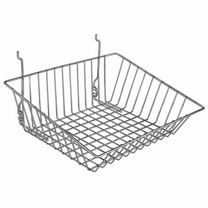 15in.W x 12in.D x 5in.H All-Purpose Sloping Basket