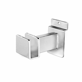 Slatwall 3in. Brackets for Rectangular Tubing