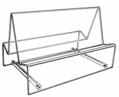 Acrylic Double-Sided Easels