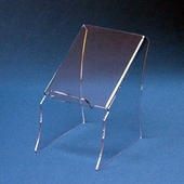 Acrylic Elevated Book Easels