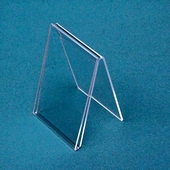 Acrylic Single Sided Tent Sign